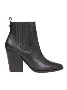 Kendall + Kylie - Colt pointed ankle boot in black