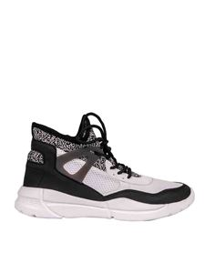 Kendall + Kylie - North sneakers in black and white