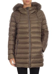 Colmar Originals - Place down jacket in mud color