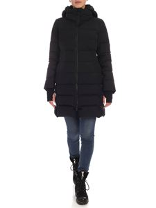 Herno Laminar - Quilted jacket in black