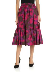Marc Jacobs  - Runway Marc Jacobs skirt in purple color