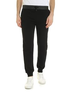 Karl Lagerfeld - Drawstring sweatpants in black