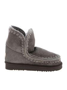 Mou - Eskimo 18 boots in grey