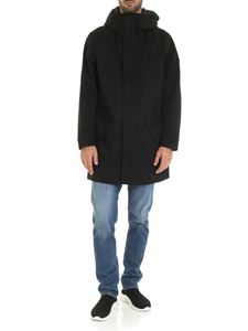 Woolrich - Parka 3 in 1 Fishtall nero