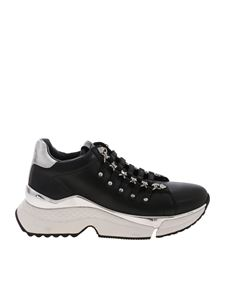 Karl Lagerfeld - Aventur sneakers in black