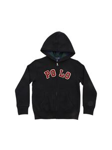 POLO Ralph Lauren - Polo patch sweatshirt in black
