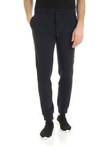 Woolrich - Bonded trousers in blue