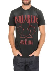 Dsquared2 - Dsquared2 Since 1964 T-shirt in black