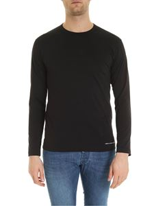 Comme Des Garçons Shirt  - Long sleeve t-shirt in black