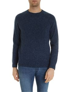 Brooks Brothers - Speckled pullover in light blue