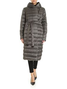 Max Mara - Max Mara The Cube Novelu down jacket in grey