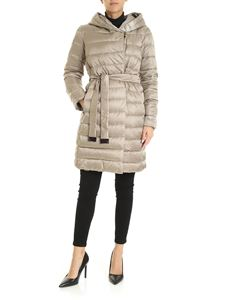 Max Mara - Max Mara The Cube Novelu down jacket in beige