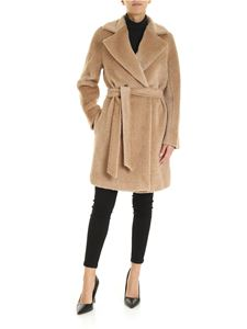 Max Mara Studio - Beirut double-breasted coat in camel color
