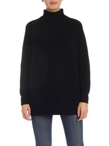 Max Mara - Disco pullover in black