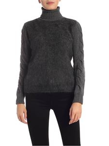 Max Mara - Formia turtleneck in grey