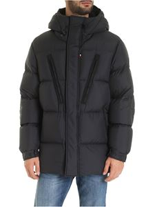 Moncler - Obert down jacket in black