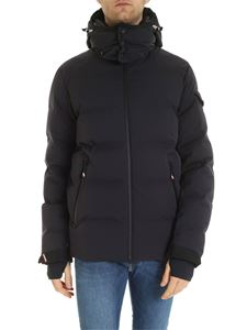 Moncler Grenoble - Montgetech down jacket in blue