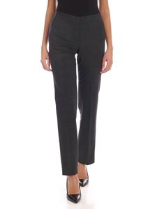Michael Kors - Checkered trousers in dark grey