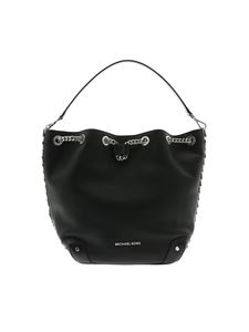 Michael Kors - Alanis bucket bag in black