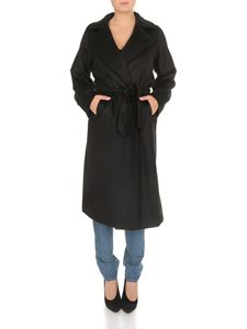 Max Mara - Manuel coat in black