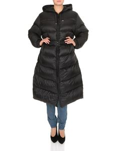 Max Mara - Seip down jacket in black anti-drip fabric