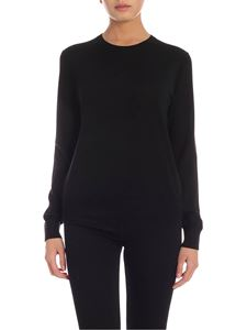 Theory - Wool pullover in black