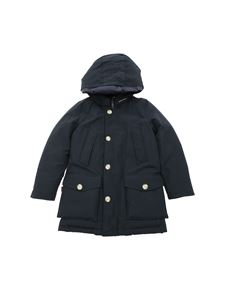 Woolrich - Arctic Parka down jacket in blue