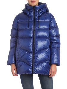 Woolrich - Piumino Packable Birch blu