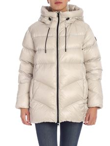 Woolrich - Piumino Packable Birch color ghiaccio