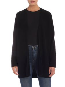 Theory - Cardigan in black cashmere