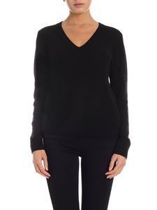 Theory - Cashmere pullover in black