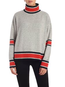 Tommy Hilfiger - Margaux pullover in grey