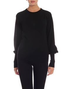 Semicouture - Corinne pullover in black