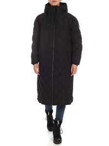 Moose Knuckles - Marquis long fit parka in black