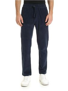 MC2 Saint Barth - Chevalier trousers in blue
