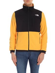 The North Face - Denali jacket in yellow