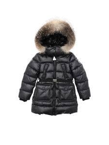 Moncler Jr - Sagnes down jacket in black
