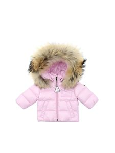 Moncler Jr - K2 down jacket in pink