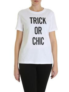 Moschino - Trick Or Chic T-shirt in white