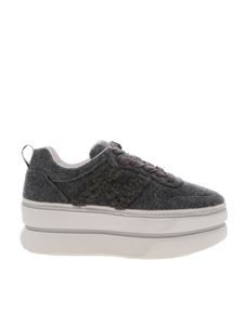 Hogan - H449 sneakers in grey