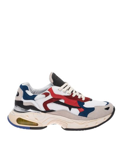 Premiata - Sneakers Sharky multicolor