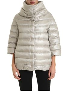 Herno - Aminta Iconic down jacket in beige