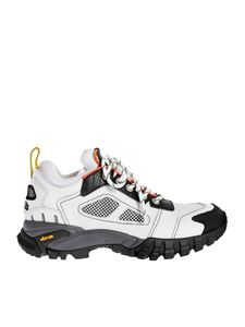Heron Preston - Sneakers Security bianche