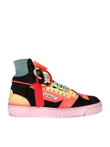 Off-White - Sneakers Off Court nere multicolor