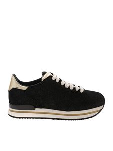 Hogan - H222 sneakers in black