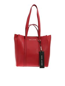 Marc Jacobs  - Tag Tote bag in cherry color