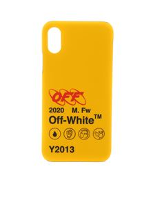 Off-White - Cover Industrial Y013 gialla