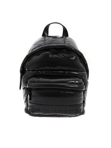 Dsquared2 - Patent Mountain Ski backpack in black