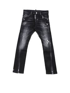 Dsquared2 - Black Twist jeans