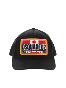 Dsquared2 - Dsquared2 black cap